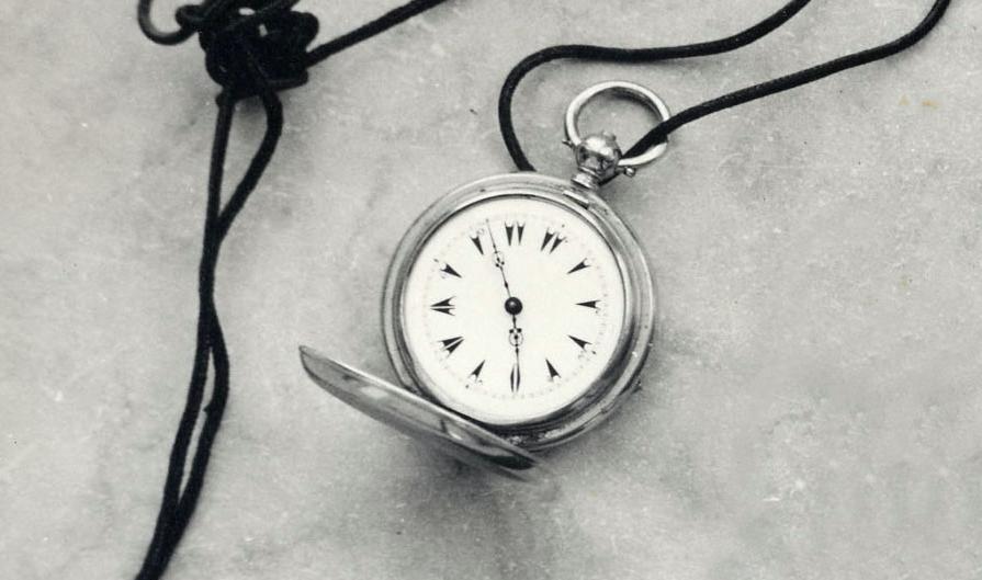 Baha'u'llah's pocket watch