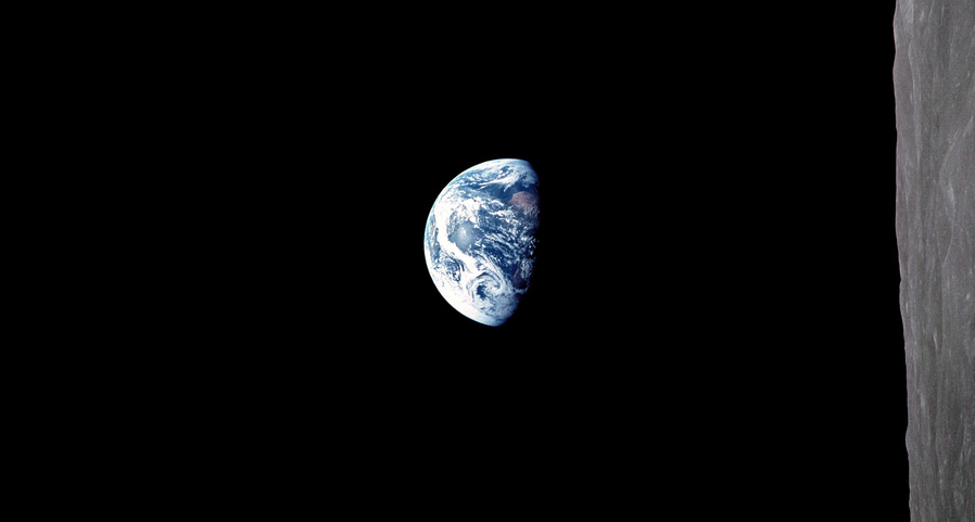 earth rise - oneness of humanity reconstruction and demilitarization of Earth