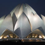 Baha'i House of Worship New Delhi - material and spiritual civilization