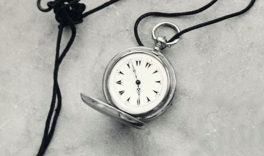 Baha'u'llah's pocket watch