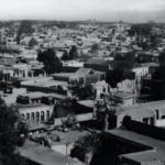 Teheran where Baha'u'llah was born in 1817