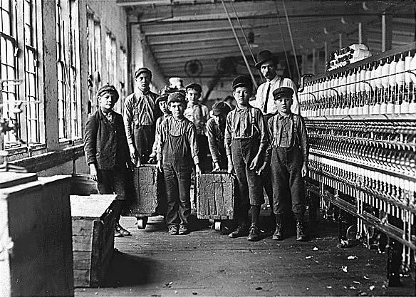 child labourers - newton north carolina