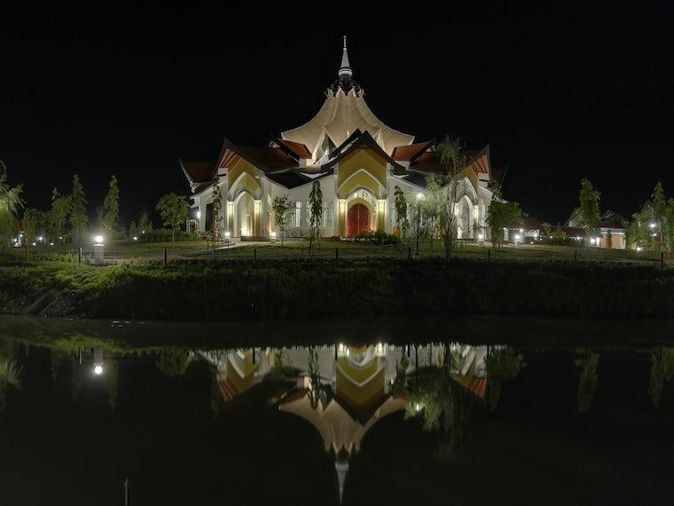 Baha'i House of Worship Battambang