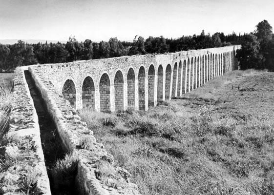 akka aqueduct restoring water