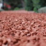 crushed terracotta path bahji - do no harm