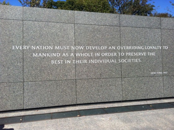 Martin Luther King Jr - Civil Rights Leader and Peace